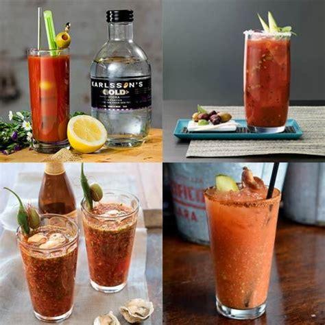 bloody recipe 25 b 228 sta bloody mary recipes id 233 erna p 229 pinterest drinkar cocktail och mimosas