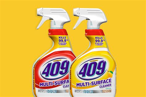 can i use 409 all purpose cleaner on carpet