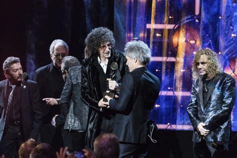 Why Howard Stern Furious Over His Bon Jovi Rock