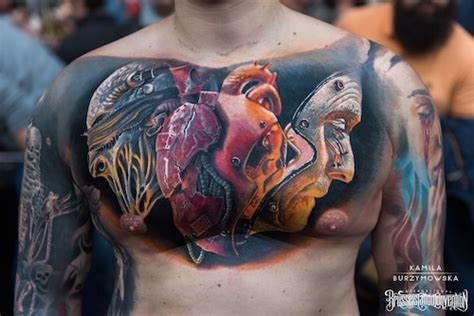 pictures   international brussels tattoo convention