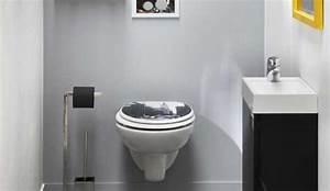 3 idees pour decorer ses toilettes With comment decorer ses toilettes