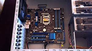 Asus P7h55-m Pro Motherboard