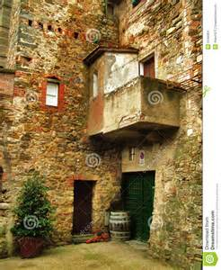 european house plans italian architecture stock images image 6449964