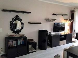 Säulen Fürs Wohnzimmer : wohnzimmer katzengerecht einrichten beispielbilder interessantes f r ~ Indierocktalk.com Haus und Dekorationen