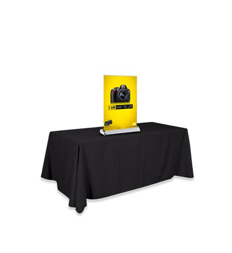 table top banner display banner stands trade show banners available in many
