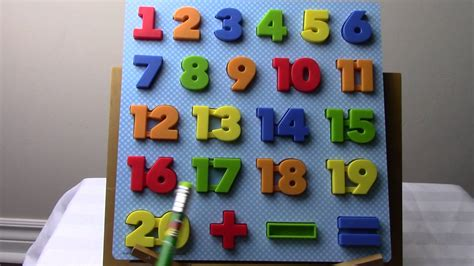 puzzle  kids learn  count   youtube