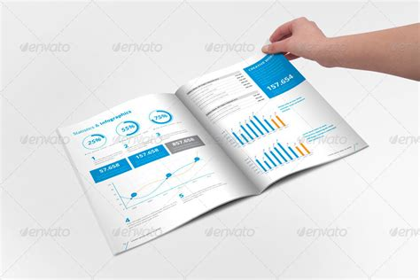 32+ Indesign Annual Report Templates For Corporate