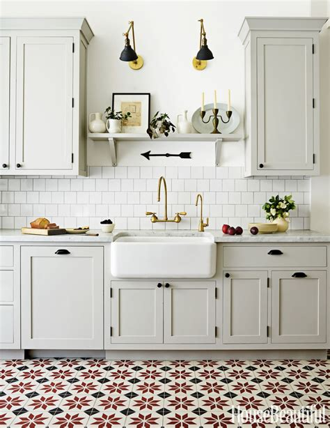 white tile kitchen floor 18 beautiful exles of kitchen floor tile 1475