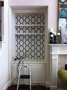Wallpaper, Back, Of, Shelves