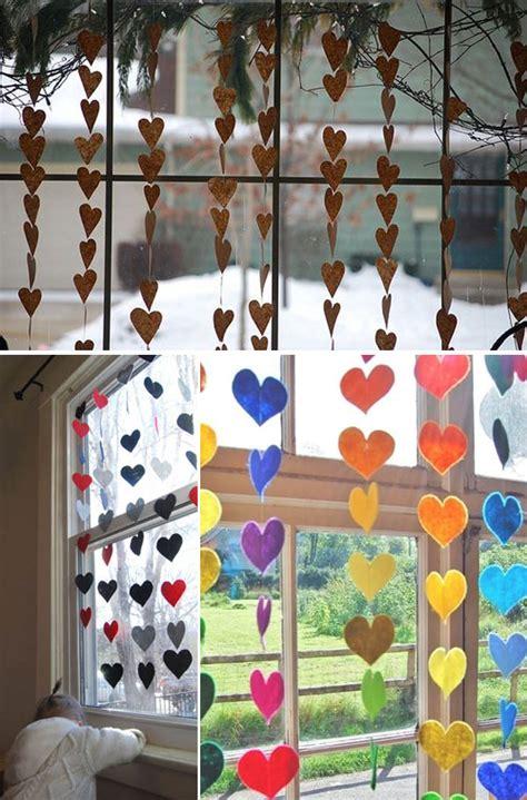 easy diy window decorating ideas