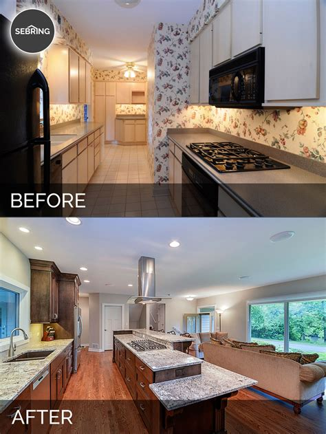 design a new kitchen dan s kitchen before after pictures home 6553