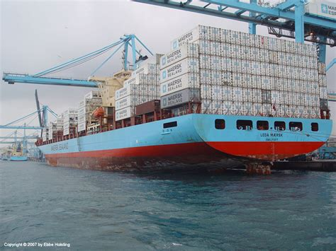 maersk to schedule maersk