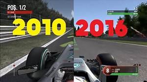 Actualités F1 2017 : f1 game comparison spa francorchamps 2010 2016 pc youtube ~ Medecine-chirurgie-esthetiques.com Avis de Voitures