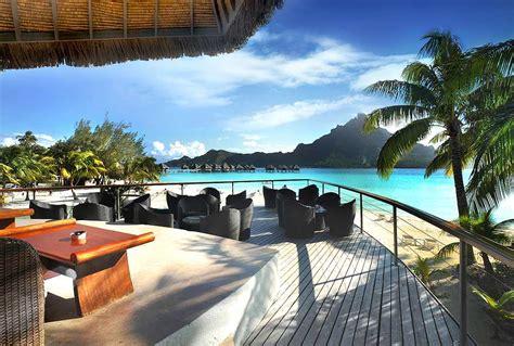 le meridien bora bora polynesia reviews pictures map visual itineraries