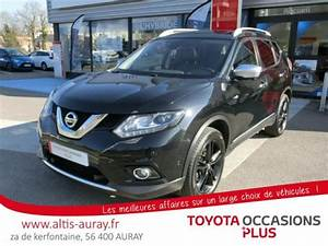 Nissan X Trail 7 Places Occasion : voiture occasion nissan x trail 1 6 dci 130ch black edition all mode 4x4 i euro6 7 places 2015 ~ Accommodationitalianriviera.info Avis de Voitures