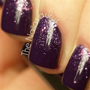 Purple Nail Art For Wedding www pixshark com Images Galleries With A Bite!