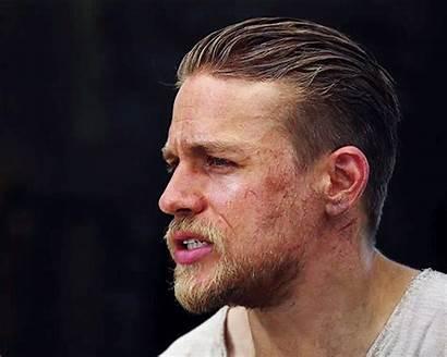 Hunnam Charlie Teller Jax Hair Arthur King