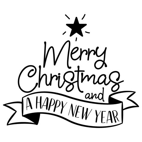 Browse svg vectors about christmas term. Free SVG Files | SVG, PNG, DXF, EPS | Quote Happy New Year ...