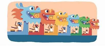 Dragon Boat Festival Google Doodles Birthday Doodle