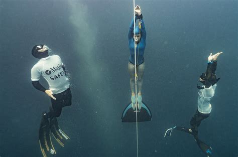 The Role of Technology & Data: the Future of Freediving