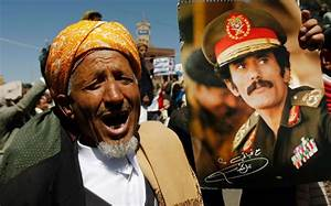Yemen: Looming civil war may enable Saleh comeback | Al ...