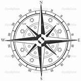 Compass Rose Coloring Clipartmag sketch template