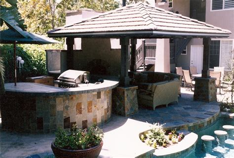 outdoor patio roof ideas covered patio roof ideas solid roof patio cover and outdoor barbeque plans for covered patio
