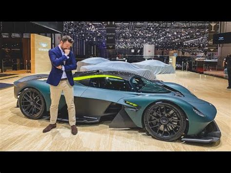 the first fully operating aston martin valkyrie