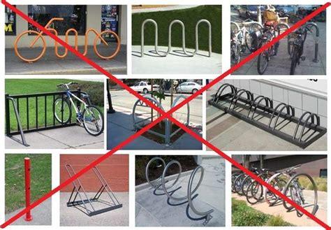 City Issues Bike Parking Code Violation To Jantzen Beach