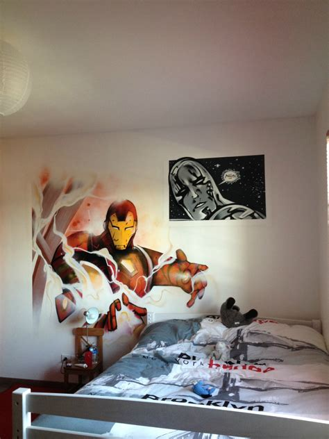 deco chambre garcon heros déco chambre garcon iron exemples d 39 aménagements