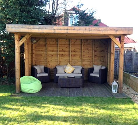 bespoke timber garden buildings  alda landscapes