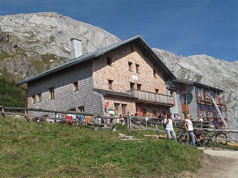 Carlvonstahlhaus (1736 M), Stahlhaus, Berchtesgadener Alpen
