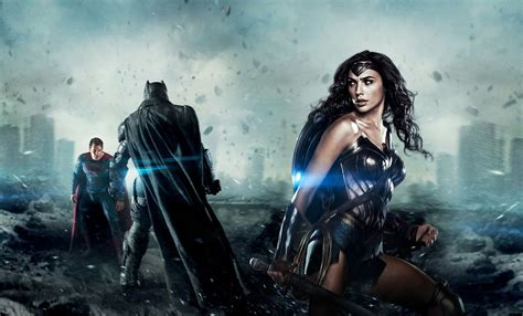 Here's How Wonder Woman Is Different From Batman V Superman