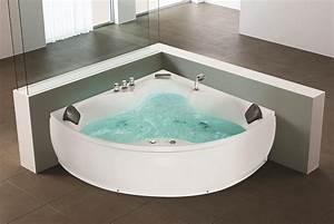 Whirlpool Badewanne Kaufen : whirlpool badewanne monaco eckbadewanne mit 12 massage ~ Watch28wear.com Haus und Dekorationen