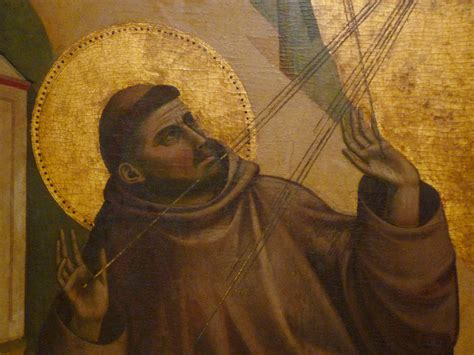 impression of the stigmata of st francis september 17th traditional catholic priest