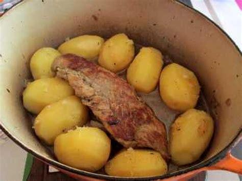cuisiner avec une cocotte le filet mignon en cocotte une recette traditionnelle