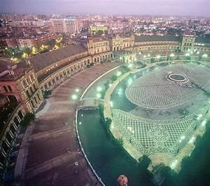 Plaza de España Web oficial de turismo de Andalucía