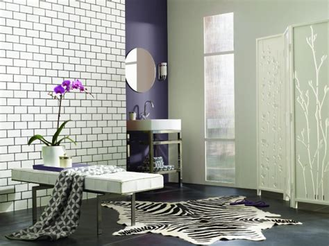 plum and gray bathroom sherwin williams 2014 color of the year exclusive plum sand and sisal