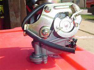 New 50cc Scooter Moped Gy6 Carburetor Carb Sunl Roketa
