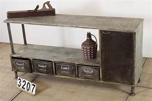 Vintage Industrial Möbel : anrichte tv m bel regal vintage loft industrie nr3207 in m bel wohnen upcycling pinterest ~ Markanthonyermac.com Haus und Dekorationen