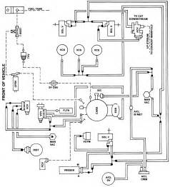 I Need Diagram For A 429 Ford V8