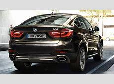 Medidas BMW X6 2015, maletero e interior