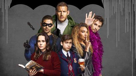 'The Umbrella Academy' Season 2: Netflix Release Date and ...