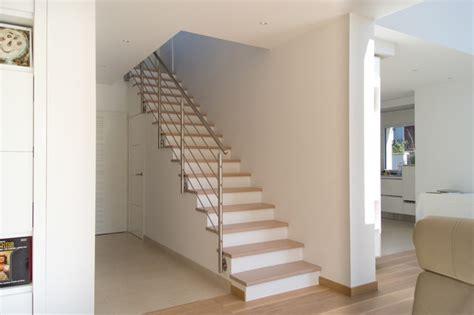 escalier d interieur design escalier droit design int 233 rieur contemporain escalier