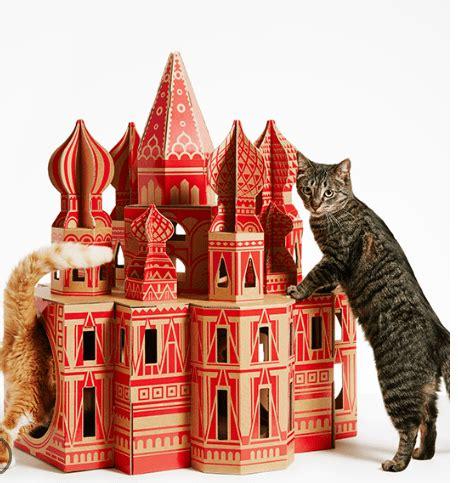 jeux pour chat maison des maisons de jeux pour chats qui sont des monuments trucs et astuces chat sant 233 vet