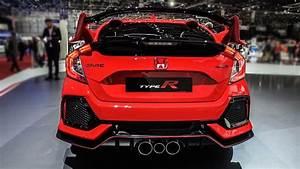 Honda Type R 2018 : 2018 honda civic type r 2017 geneva motor show youtube ~ Medecine-chirurgie-esthetiques.com Avis de Voitures