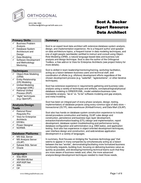 exle of it analyst resume 28 images bank resume sales