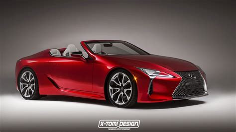 Lexus Lc Convertible Remains Strong Possibility