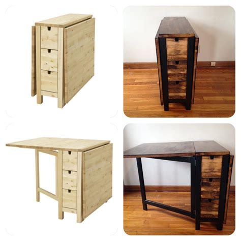 kitchen divider ideas ikea norden gateleg table goes ikea hackers ikea