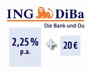 Ikano Bank Login : ing diba passt zinsen beim tagesgeld an ~ Markanthonyermac.com Haus und Dekorationen